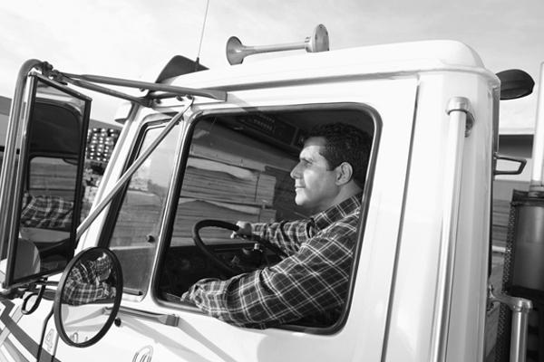 Assurance pour camionneurs